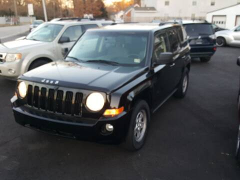 2007 Jeep Patriot for sale at Premier Auto Sales Inc. in Newport News VA