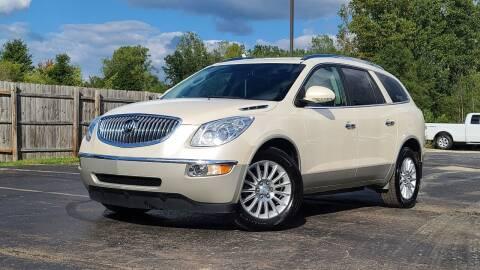 2011 Buick Enclave for sale at Sedo Automotive in Davison MI