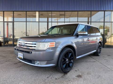 2010 Ford Flex for sale at South Commercial Auto Sales in Salem OR