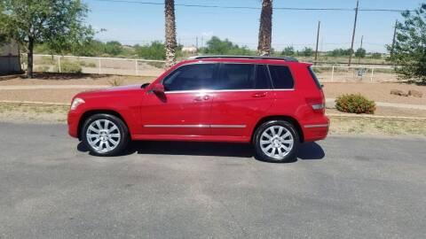 2011 Mercedes-Benz GLK for sale at Ryan Richardson Motor Company in Alamogordo NM