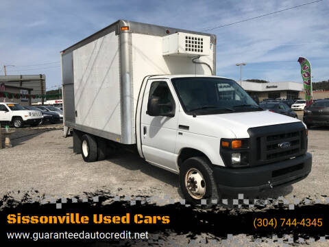 2011 Ford E-Series Chassis for sale at Sissonville Used Cars in Charleston WV