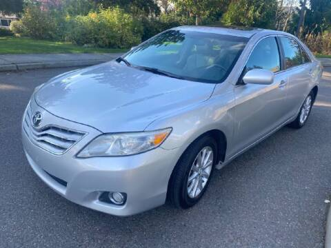 2011 Toyota Camry for sale at Washington Auto Loan House in Seattle WA