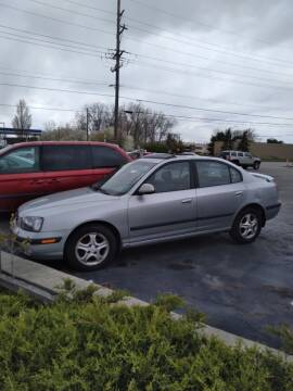 2003 Hyundai Elantra for sale at D and D All American Financing in Warren MI