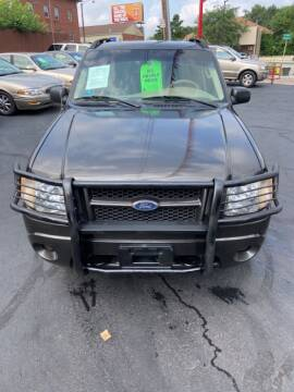 2005 Ford Explorer Sport Trac for sale at North Hill Auto Sales in Akron OH