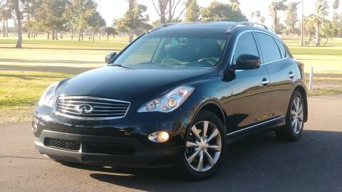 2013 Infiniti EX37 for sale at CAR MIX MOTOR CO. in Phoenix AZ