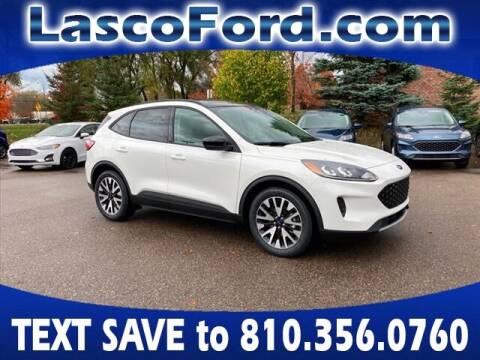 2020 Ford Escape Hybrid for sale at LASCO FORD in Fenton MI