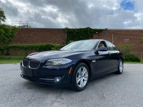 2013 BMW 5 Series for sale at RoadLink Auto Sales in Greensboro NC