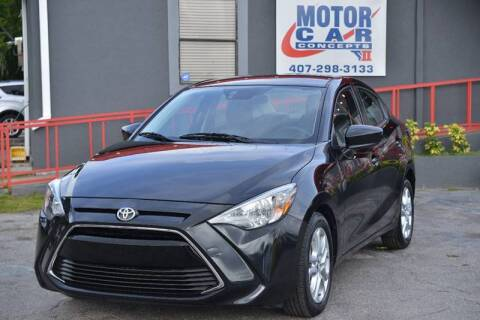 2018 Toyota Yaris iA for sale at Motor Car Concepts II - Kirkman Location in Orlando FL