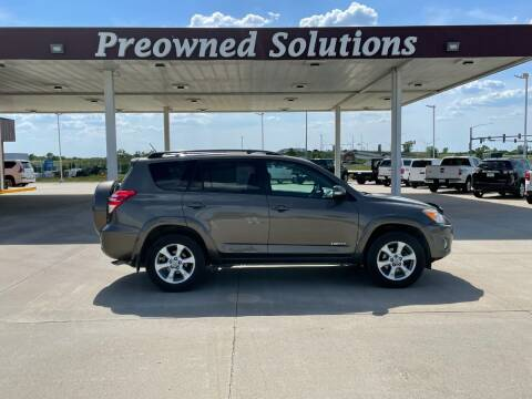 2011 Toyota RAV4 for sale at Preowned Solutions in Urbandale IA