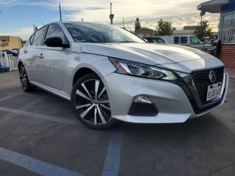 2020 Nissan Altima for sale at GENERATION 1 MOTORSPORTS #1 in Los Angeles CA