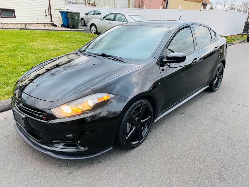 2016 Dodge Dart for sale at Kensington Family Auto in Kensington CT