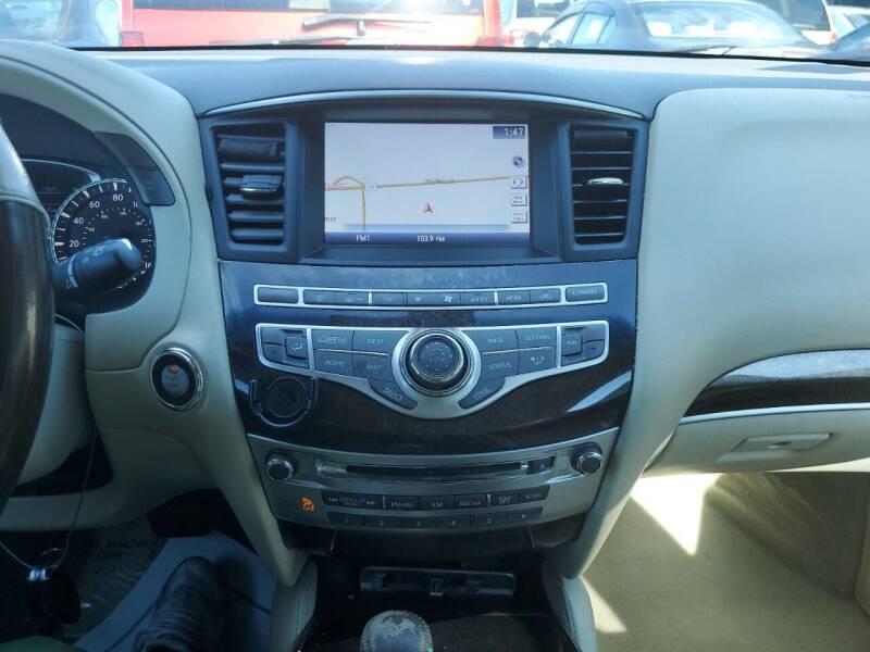 2014 Infiniti QX60 AWD 4dr SUV - Philladelphia PA