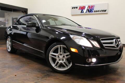 2011 Mercedes-Benz E-Class for sale at Driveline LLC in Jacksonville FL