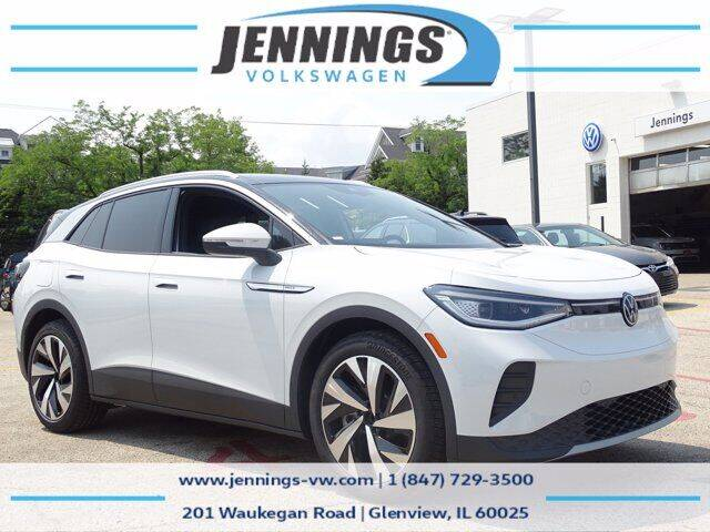 2021 Volkswagen ID.4 for sale in Glenview, IL