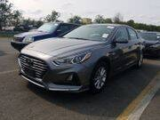 2019 Hyundai Sonata for sale at Cj king of car loans/JJ's Best Auto Sales in Troy MI