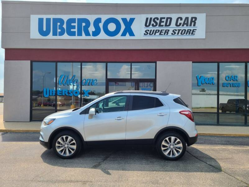 2020 Buick Encore for sale at Ubersox Used Car Superstore in Monroe WI