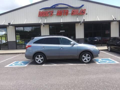 2007 Hyundai Veracruz for sale at DOUG'S AUTO SALES INC in Pleasant View TN