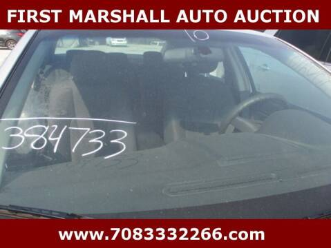 2010 Ford Fusion for sale at First Marshall Auto Auction in Harvey IL