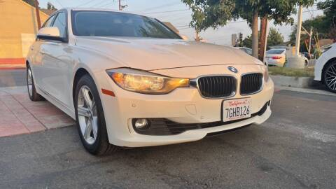 2014 BMW 3 Series for sale at Tristar Motors in Bell CA