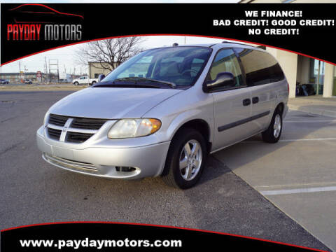 2005 Dodge Grand Caravan for sale at Payday Motors in Wichita And Topeka KS