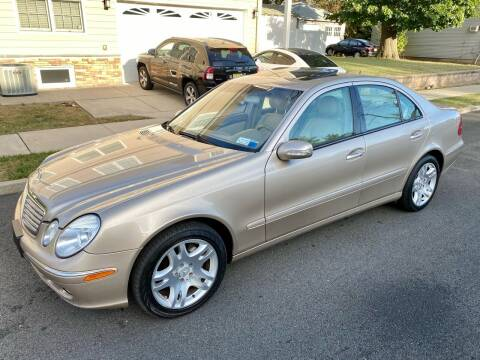 2003 Mercedes-Benz E-Class for sale at Jordan Auto Group in Paterson NJ