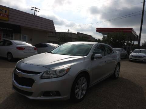 2015 Chevrolet Malibu for sale at 2nd Chance Auto Sales in Montgomery AL