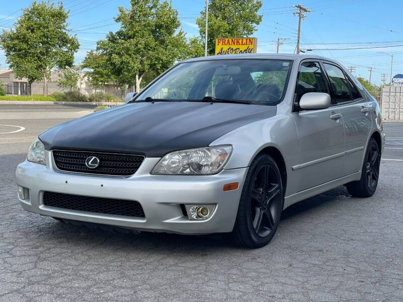 2003 Lexus IS 300 for sale in Sacramento, CA
