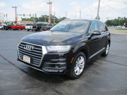 2019 Audi Q7 for sale at Windsor Auto Sales in Loves Park IL