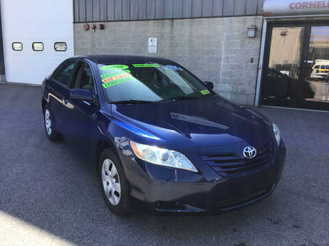 2008 Toyota Camry for sale at Adams Street Motor Company LLC in Dorchester MA