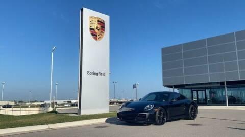2018 Porsche 911 for sale at Napleton Autowerks in Springfield MO