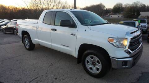 2014 Toyota Tundra for sale at Unlimited Auto Sales in Upper Marlboro MD