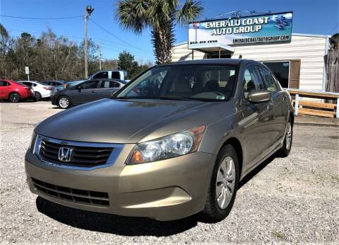 2009 Honda Accord for sale at Emerald Coast Auto Group LLC in Pensacola FL