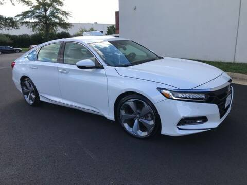 2018 Honda Accord for sale at SEIZED LUXURY VEHICLES LLC in Sterling VA