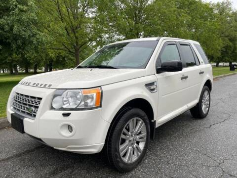2009 Land Rover LR2 for sale at NEW ENGLAND AUTO MALL in Lowell MA