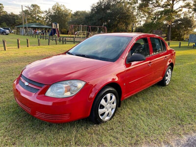 2008 Chevrolet Cobalt for sale at DRIVELINE in Savannah GA