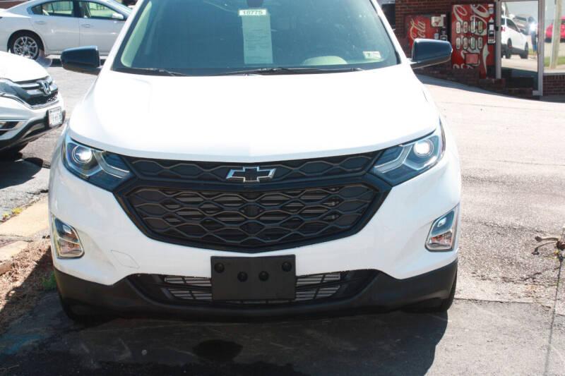 2019 Chevrolet Equinox for sale at Auto Villa in Danville VA