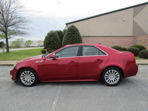 2010 Cadillac CTS for sale at JON DELLINGER AUTOMOTIVE in Springdale AR