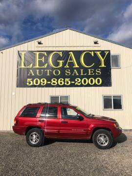 2004 Jeep Grand Cherokee for sale at Legacy Auto Sales in Toppenish WA