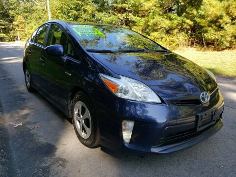 2014 Toyota Prius for sale at Showcase Auto & Truck in Swansea MA