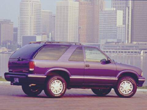 1995 GMC Jimmy for sale at St. Croix Classics in Lakeland MN