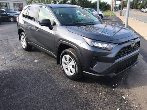 2019 Toyota RAV4 for sale at Rinaldi Auto Sales Inc in Taylor PA