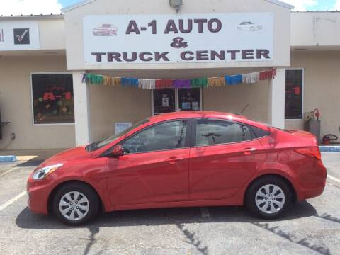 2016 Hyundai Accent for sale at A-1 AUTO AND TRUCK CENTER in Memphis TN
