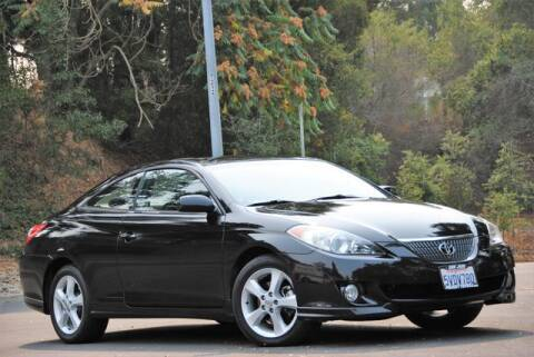 2006 Toyota Camry Solara for sale at VSTAR in Walnut Creek CA