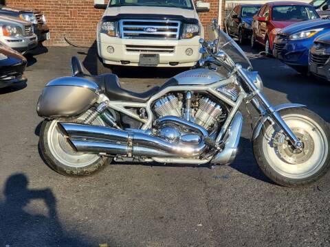 2002 Harley Davidson VRSC VROD for sale at Kar Connection in Little Ferry NJ