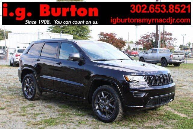 2021 Jeep Grand Cherokee for sale in Smyrna, DE