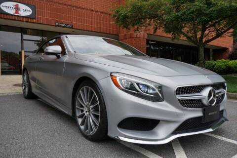 2017 Mercedes-Benz S-Class for sale at Team One Motorcars, LLC in Marietta GA