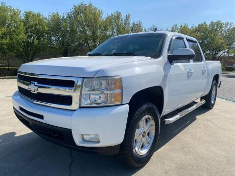 2011 Chevrolet Silverado 1500 for sale at Triple A's Motors in Greensboro NC