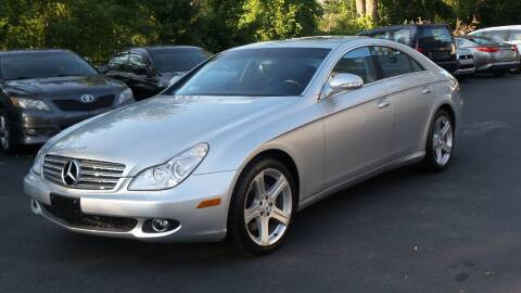 2006 Mercedes-Benz CLS for sale at JBR Auto Sales in Albany NY