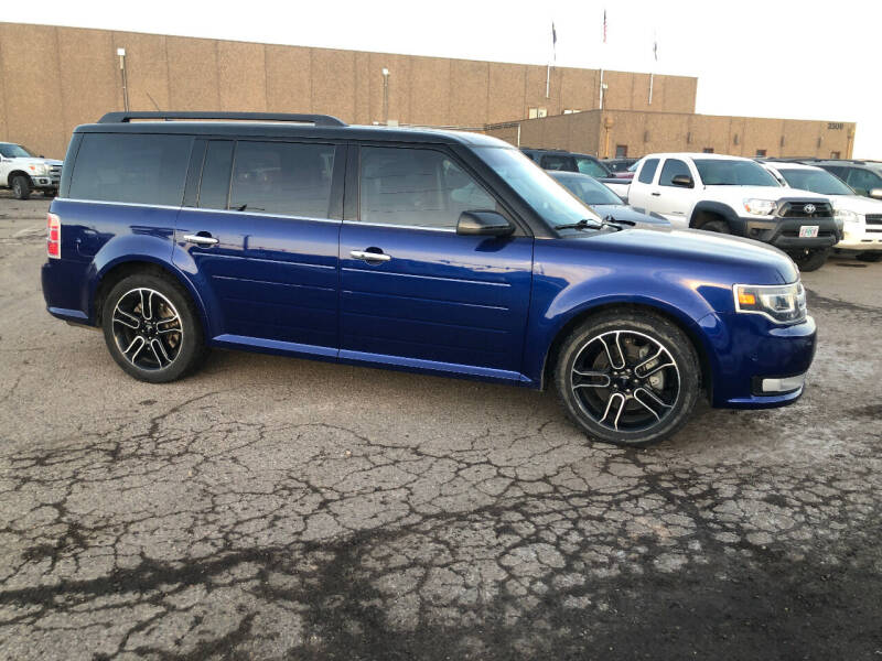2014 Ford Flex for sale at Mikes Auto Inc in Grand Junction CO