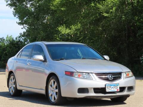 2005 Acura TSX for sale at Big Man Motors in Farmington MN